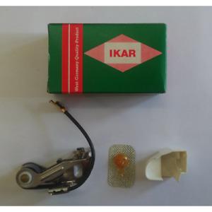 fits Mercedes Benz IKAR DISTRIBUTOR POINTS W116 450SE 450SEL 0001583490 1975 197