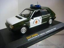 COCHE SEAT RONDA GUARDIA CIVIL ESCALA 1 43 metal model car police alfreedom poli