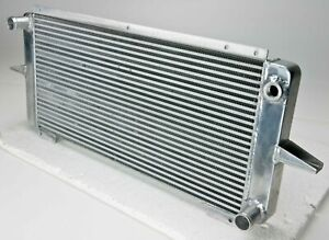 TOYOSPORTS ALLOY RACE RADIATOR for FORD SIERRA ESCORT RS COSWORTH RS500