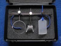 Schießbrille NEU VARGA 37mm Pistole Pistolenschütze o Bogen Händler m. Garantie
