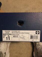 G005n Hyper Xc Men's Cross Country Spikes Size 11