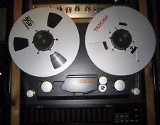 TASCAM MSR-16 REEL TO REEL TAPE RECORDER W/ REMOTE & 5 REELS - PRICE REDUCED!