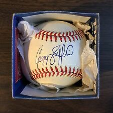 GREGG JEFFERIES  Autograph Ball Signed at a Card Show C3175618