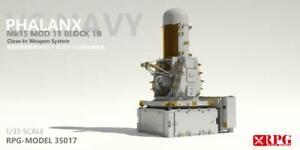 RPG Model 1/35 35017 Phalanx Mk15 Mod 11 Block 1B Close-ln Weapon System