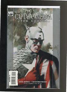 Captain America: The Chosen #2 NM Breitweiser