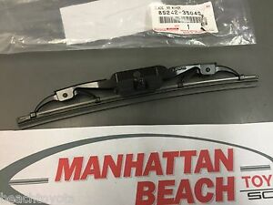 2007-2014 Toyota FJ CRUISER Rear Wiper Blade NEW Genuine Toyota OEM 85242-35040