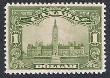 CANADA 159 MINT LH VF, $1 PARLIAMENT