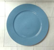 """HAVILAND SKY BLUE CHARGER / SERVICE PLATE 11 1/2 """" PORCELAIN LIMOGES FRANCE NEW"""