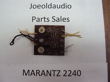 Marantz 2240 Original Dolby Level board PC-01. Tested Parting out 2240