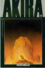 Akira # 11 (Katsuhiro Otomo, 68 pgs.) (Estados Unidos, 1989)