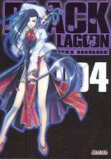 BLACK LAGOON tome 4  Rei Hiroe Manga seinen