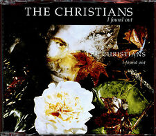 THE CHRISTIANS - I FOUND OUT - CD MAXI [1374]
