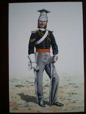 POSTCARD 17TH LIGHT DRAGOON LANCERS - CORPORAL VARNA 1854
