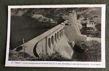 CPA. TREMP. Espagne. Cental de R.F.E. dels Terradets. Cliché Gordo. 10.