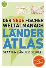 Der Fischer Weltalmanach Länderatlas (2012, Taschenbuch)