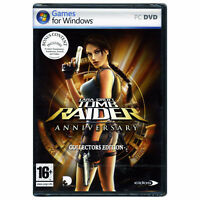 Lara Croft: Tomb Raider - Anniversary Collector's Edition [PC Game]
