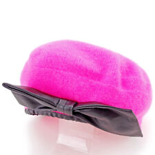Marc By Marc Jacobs hat Pink Black Woman Authentic Used S717