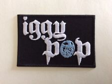 M350 PATCH ECUSSON IGGY POP 8*5,5 CM