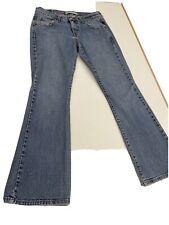 Levi's 515 Boot Cut Women's Blue Jeans size 6S