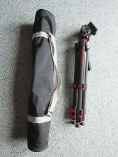Albinar Photographic Video Tripod Pro 9500 Retractable Quick Release Legs Case