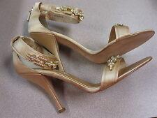 Nina Women's high  heels rhinestone  shoes Size 10