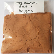 Purest NAG CHAMPA Incense  Resin  Pagan,Wiccan,Shaman Relax,Focus,Relieve Stress
