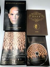 Being John Malkovich DTS Collector's Edition DVD box set Japan limited edition
