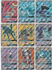 Pokemon SM Guardians Rising Complete 263 Card Set (No Secret and Hyper Rares)