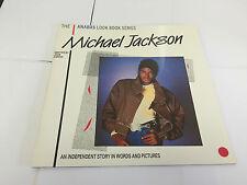Michael Jackson The Anabas look book series 1984 John Carver RARE NMINT