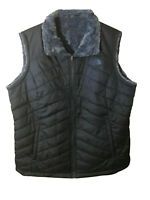 The North Face Women's  Insulated Reversible Vest Blue, Size, Medium