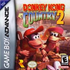 Donkey Kong Country 2 GBA Great Condition Fast Shipping