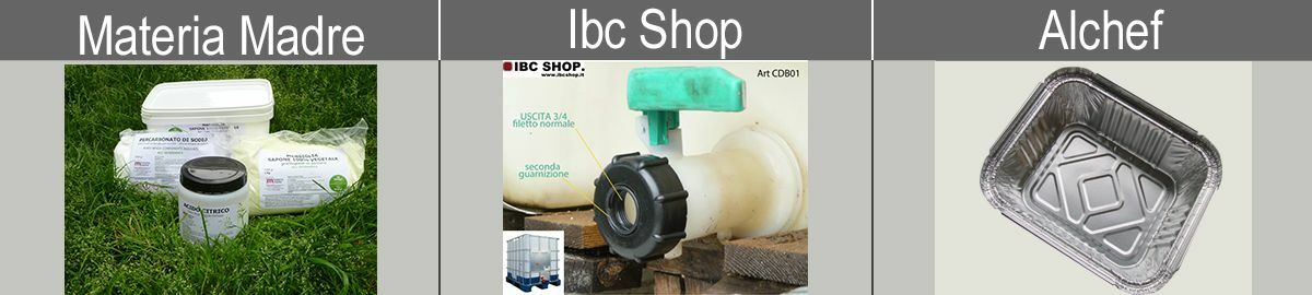 Ibcshop - MateriaMadre