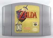Legend of Zelda: Ocarina of Time (Nintendo 64, 1998) Original game Works 100%!!