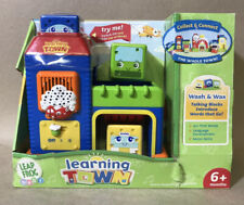 LeapFrog Baby Learning Town Car Wash & Wax