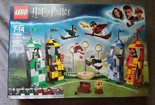 LEGO Harry Potter Quidditch Match Set 75956 Snitch Snape Wood Flint Bole - NEW