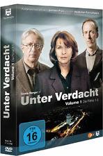 3 DVDs * UNTER VERDACHT - VOL. 1 | SENTA BERGER # NEU OVP &