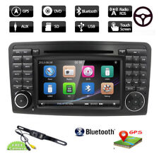Car Stereo GPS Navigation for Mercedes Benz ML GL W164 ML300 ML350 DVD Radio US