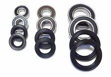 All Honda TRX400EX Front and Rear Axle Wheel Bearings Seals Kit 2001 - 2008