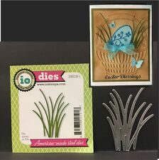 TALL GRASS metal die Impression Obsession cutting dies DIE038-J nature,leaves