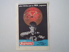 advertising Pubblicità 1965 BICICLETTE LEGNANO
