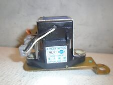 1999  Infiniti  QX4  Deceleration  Sensor   47930 1W300