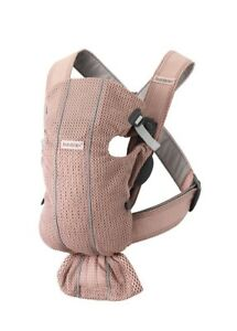 BabyBjorn 3D Baby Carrier Move Airy Mesh, Dusty Pink. Brand new in box. RRP £130