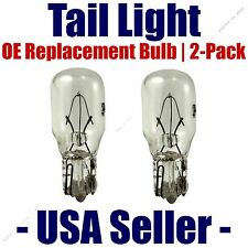 Tail Light Bulb 2pk - OE Replacement Fits Listed Cadillac Vehicles - 24