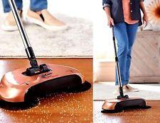 NEW EasyEdge Lightweight Hard Floor Swivel Sweeper - Gold