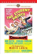 The Student Prince 1954 (DVD) Ann Blyth, Edmund Purdom, John Ericson - New!