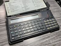 Texas Instruments TI-74 Basicalc Programmable Calculator Low SN 0009854