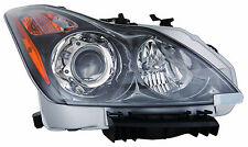 Fits 2012 2013 Infiniti G37 Coupe/Conv Headlight Assembly Xenon Passenger Side