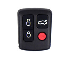 4 Buttons Remote Key Shell Case For Ford BA BF Falcon Central Locking Door Boot