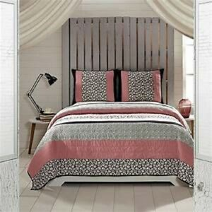 Stella 2 PC Twin Quilt Bedding Set 1 Quilt 1 Standard Shams
