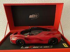 BBR 1/18 Ferrari Laferrari Rosso Tristrato Edicion Limitada.No CMC,Exoto,kyosho